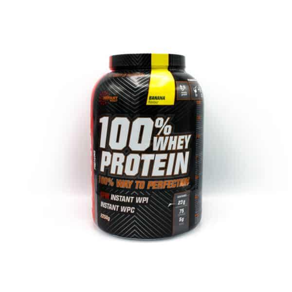 Studio Sport Webwinkel - Protein - Banana 2250g
