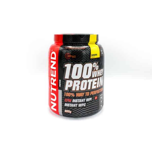 Studio Sport Webwinkel - Protein - Banana 900g - zijkant