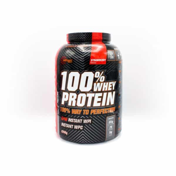 Studio Sport Webwinkel - Protein - Strawberry 2250g