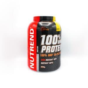 Studio Sport Webwinkel - Protein - Vanilla 2250g - zijkant